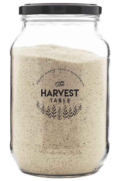 the Harvest Table collagen x bottle
